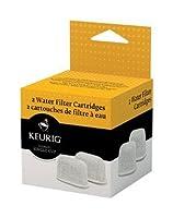 Keurig 2 Pack Water Filter Refill (Pack of 2) [並行輸入品]