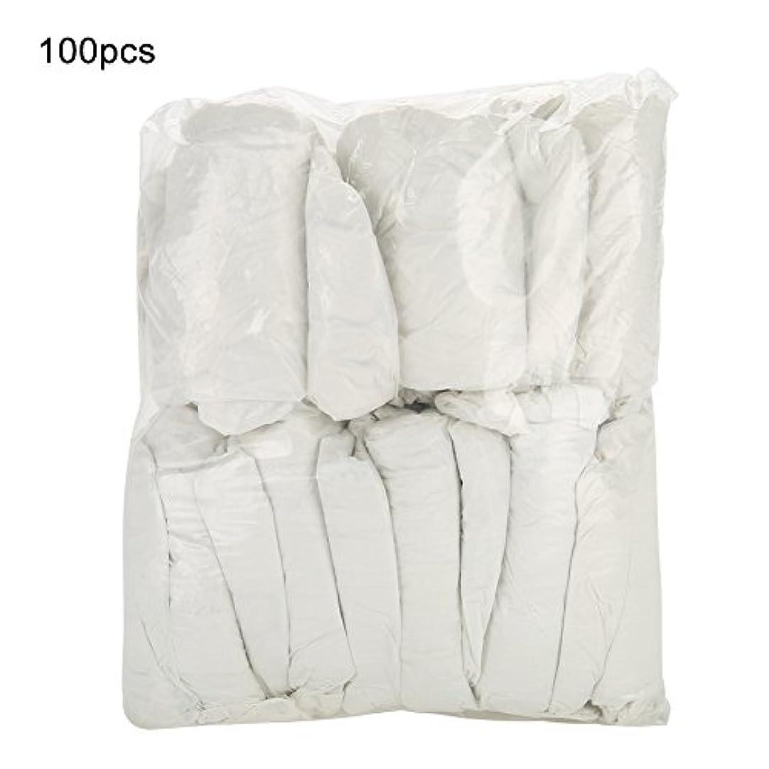 セグメント滴下非武装化Semme 100pcs / bag使い捨てPlasticTattooスリーブ、滅菌タトゥーアームスリーブスリーブレットカバー保護