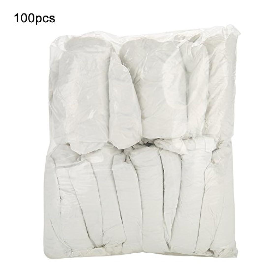 ジム振るのみSemme 100pcs / bag使い捨てPlasticTattooスリーブ、滅菌タトゥーアームスリーブスリーブレットカバー保護