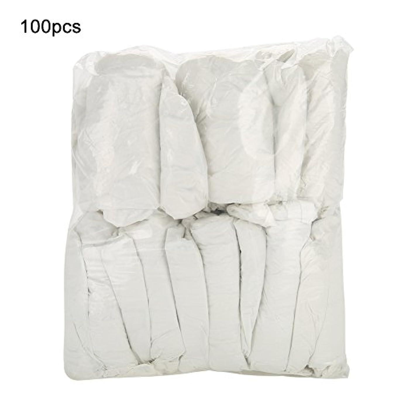 わがままペレット軍団Semme 100pcs / bag使い捨てPlasticTattooスリーブ、滅菌タトゥーアームスリーブスリーブレットカバー保護