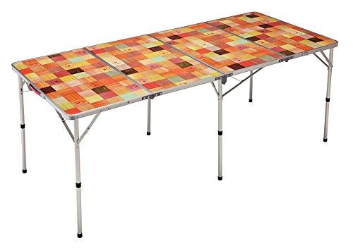 コールマン(Coleman) テーブル ナチュラルモザイクリ...