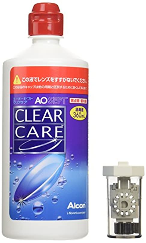 贅沢パーティー医学AOセプトクリアケア 360ml×6本