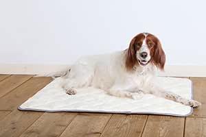 アルファウェーブPET あったかマット LL (XL) 大型犬 (冷え対策 温活 高レベル遠赤外線 健康維持 愛犬介護)