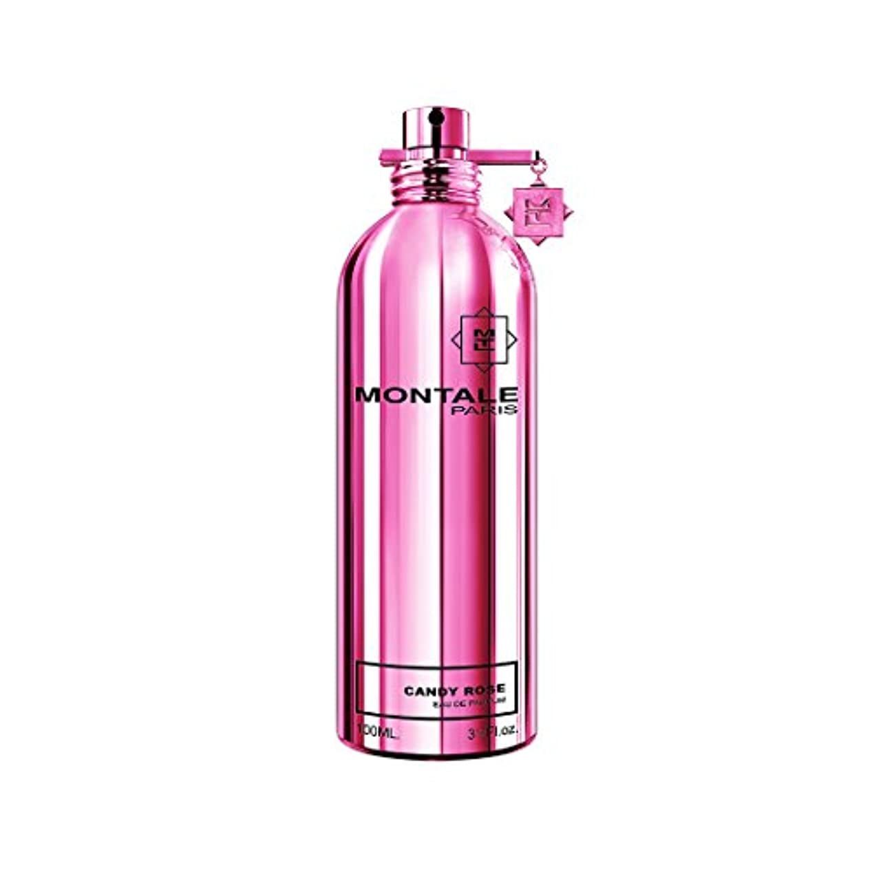 セクタ甘くする印象Montale Candy Rose by Montale Eau De Parfum Spray 3.4 oz / 100 ml (Women)