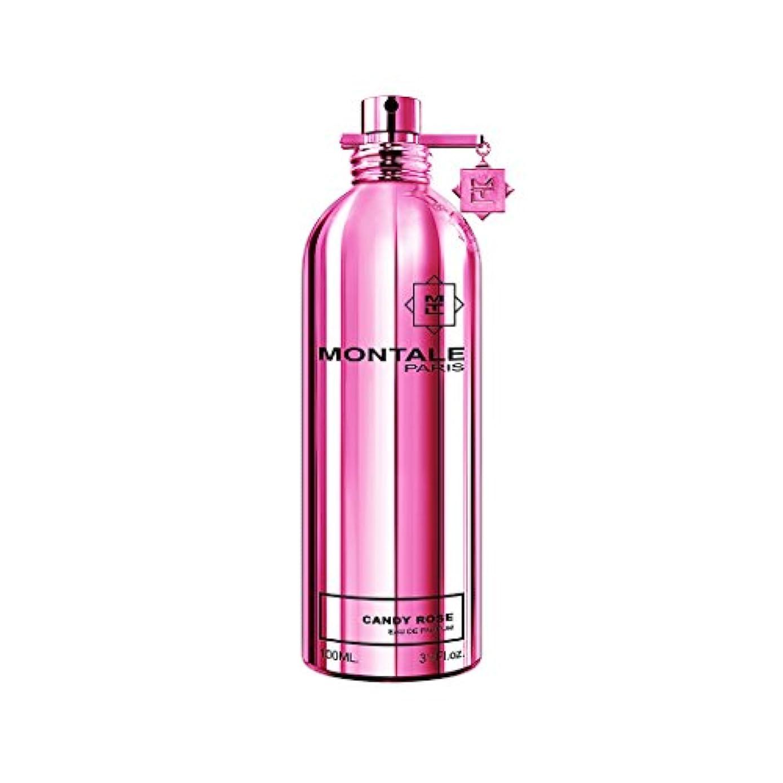 白い読書をするリマMontale Candy Rose by Montale Eau De Parfum Spray 3.4 oz / 100 ml (Women)
