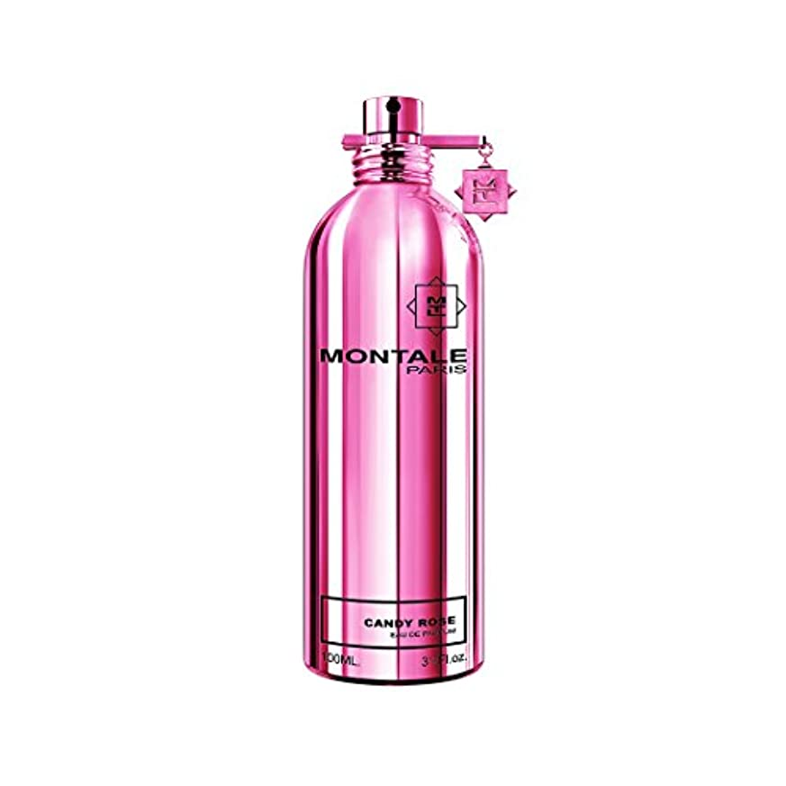 専門特性ワインMontale Candy Rose by Montale Eau De Parfum Spray 3.4 oz / 100 ml (Women)