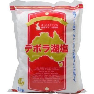デボラ湖塩 1kg