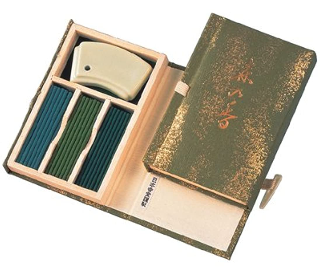 引き渡すファックス十年Nippon Kodo – mori-no-koh – フォレストIncense 60 Sticks
