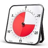 【正規品】TIME TIMER タイムタイマー マックス  5分~24時間 44cm TT72-W 時間管理