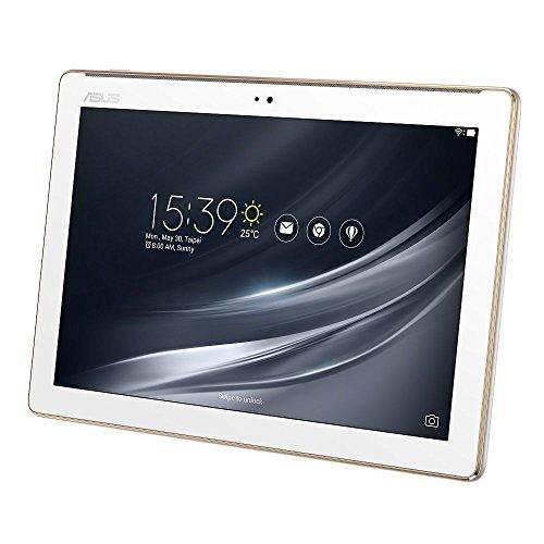 "ASUS ZenPad 10 Z301MFL タブレットPC(10.1""/クラシックホワイト/1920x1200(WUXGA)/Android 7.0/MediaTek MT8735A 1.45GHz/2GB/16GB/BT4.2/LTE対応)"