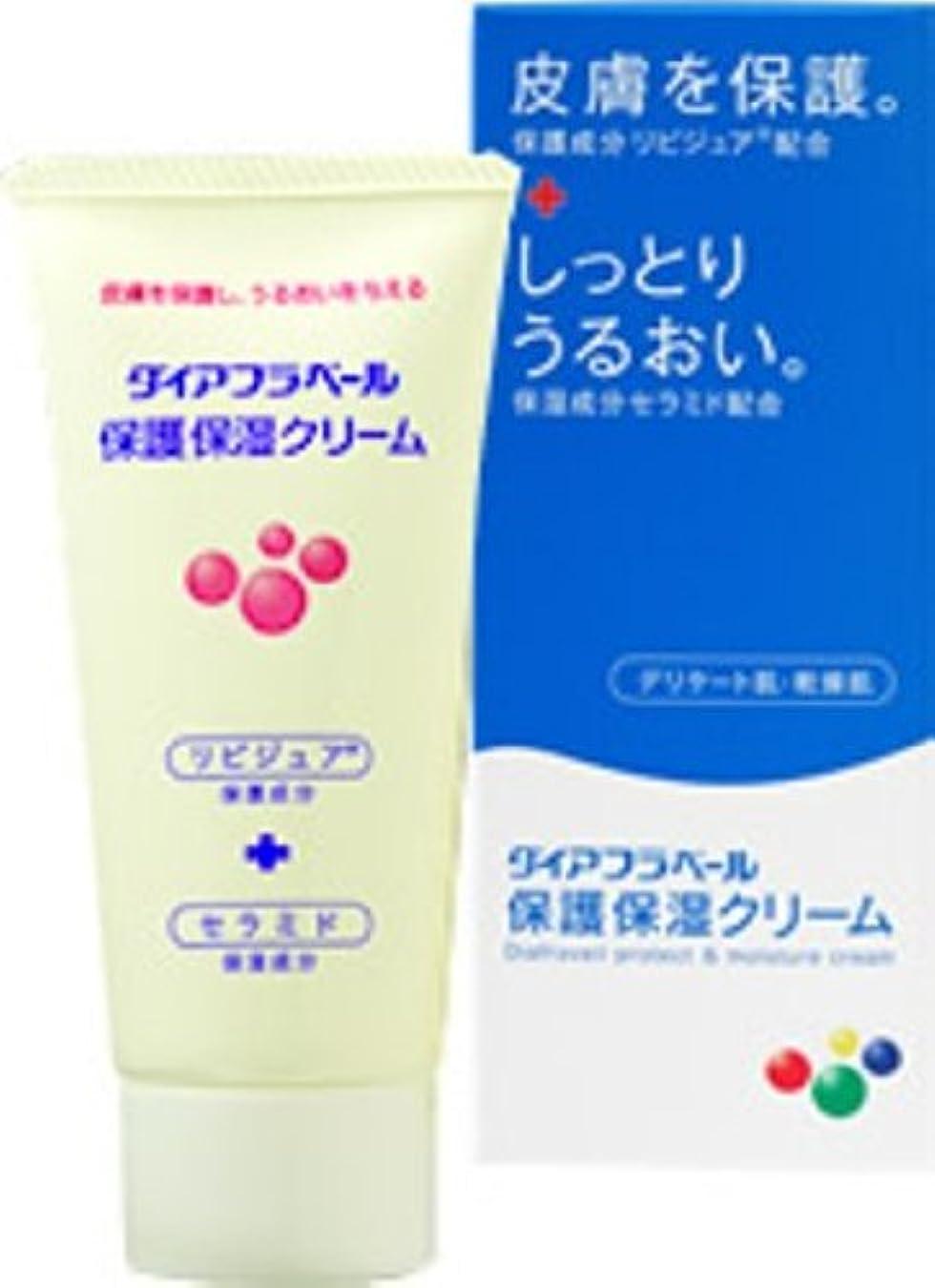 散髪フィルタシールダイアフラベール 保護保湿クリーム 60g
