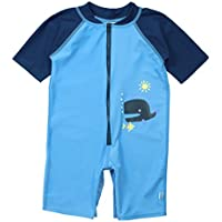 i play. Baby One-Piece Swim Sunsuit | All-Day UPF 50+ Sun Protection- Wet or Dry