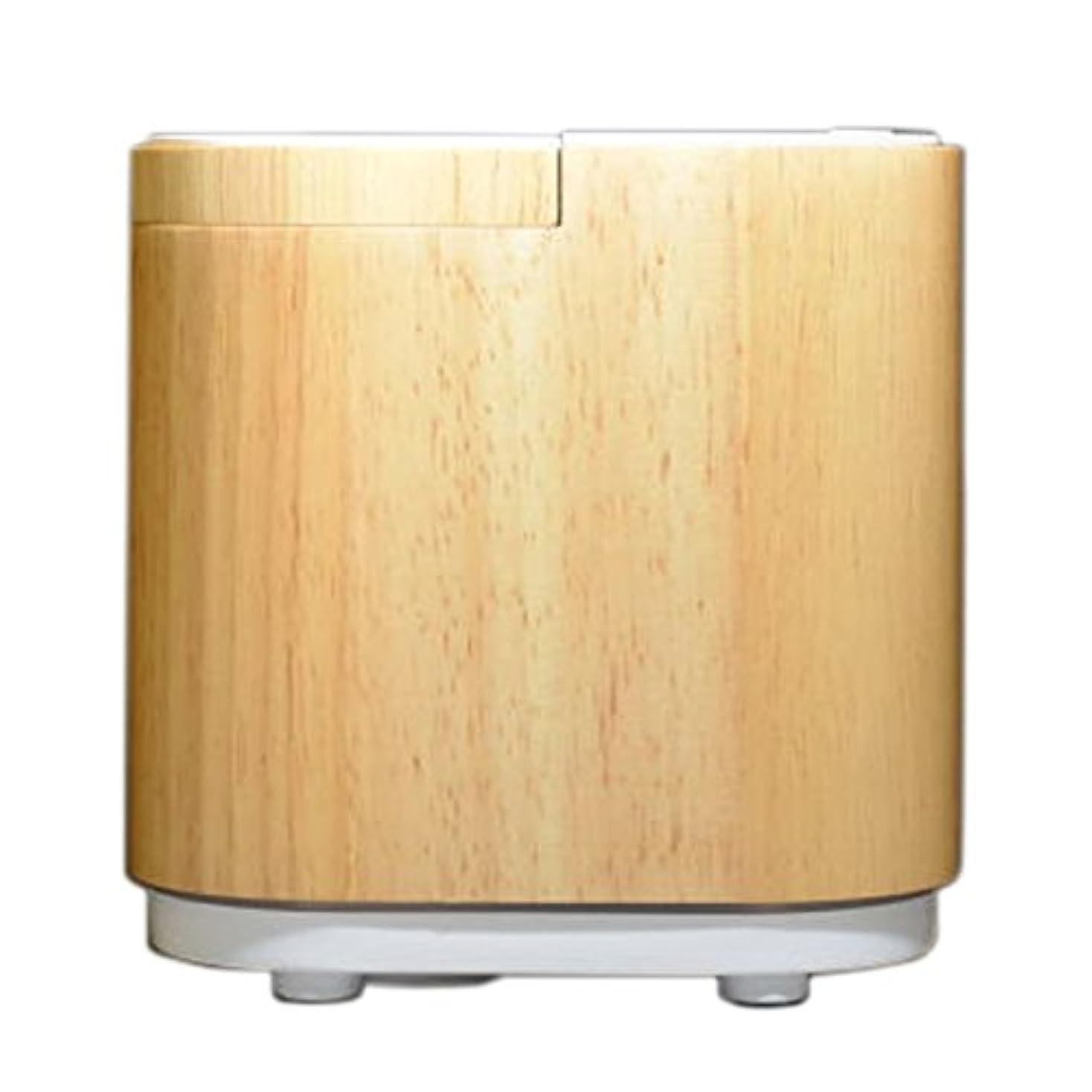 タイプライター花弁花瓶生活の木 アロモアウッド [aromore] エッセンシャルオイルディフューザー アロマディフューザー