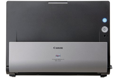 Canon imageFORMULA DR-C125 A4対応 CISセンサー 給紙枚数30枚 重送軽減リタードローラー採用 Uターン排紙省スペース設計モデル