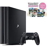 PlayStation 4 Pro ジェット・ブラック 1TB (CUH-7100BB01) + ガールズ&パンツァー ドリームタンクマッチ 初回限定生産版 セット