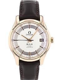 [オメガ] OMEGA 腕時計 431.63.41.21.02.001 デ・ビル アワービジョン コーアクシャル クロノメーター [中古品] [並行輸入品]