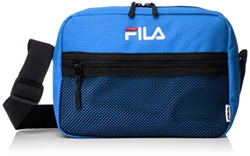 [フィラ] FILA フィラ ショルダーバッグ FM2095 ロゴ 刺繍 ショルダー ブルー