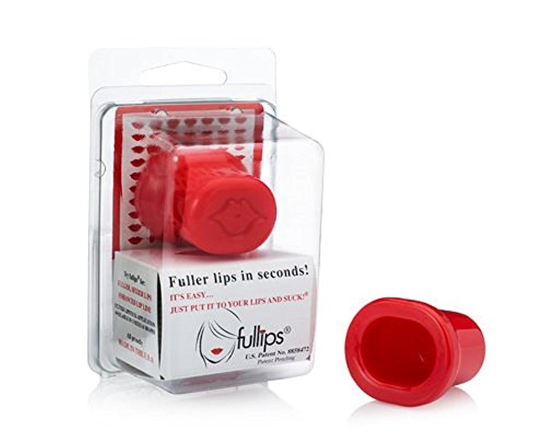 魅力変更刺すFullips Lip enhancers フルリップス リップ エンハンサー (スモール(楕円形))