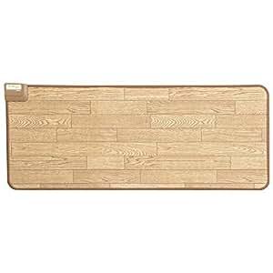 山善(YAMAZEN) 防水キッチンマット ホットカーペット(幅45×長さ110) YKM-110F