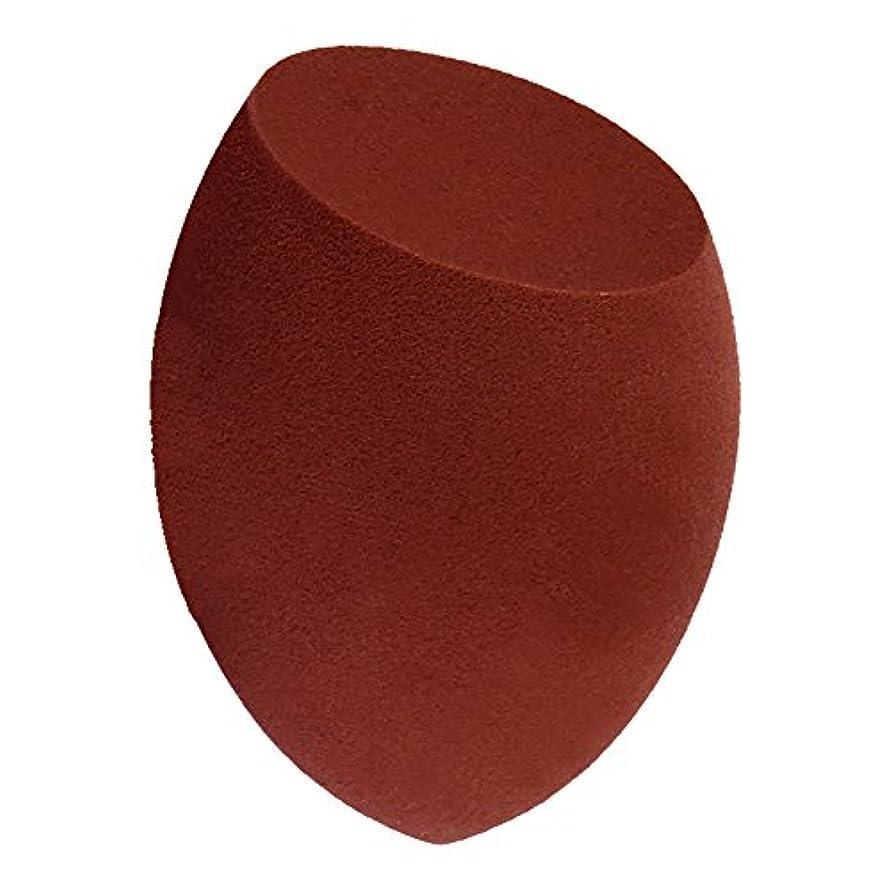 推定するサーキュレーションストローFULL Beauty 化粧スポンジ 美容ツール メイクアップツール 多機能メイク用スポンジパフ 斜め丸型 コーヒーの色