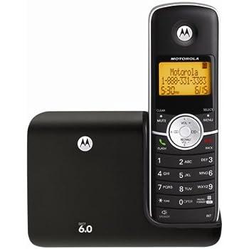 MOTOROLA L301 モトローラ  コードレス 電話機