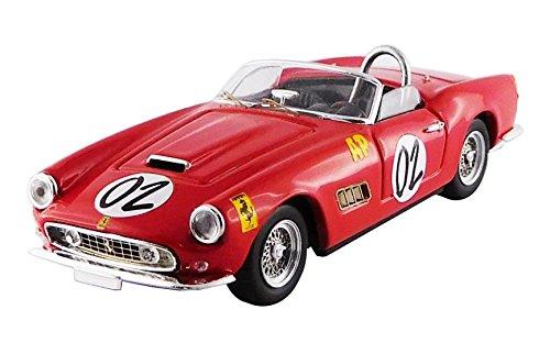 ARTMODEL 1/43 フェラーリ 250 カリフォルニア マルボロ 2時間リレー 1961 #2A. Wylie シャーシNo.1085 優勝車の詳細を見る