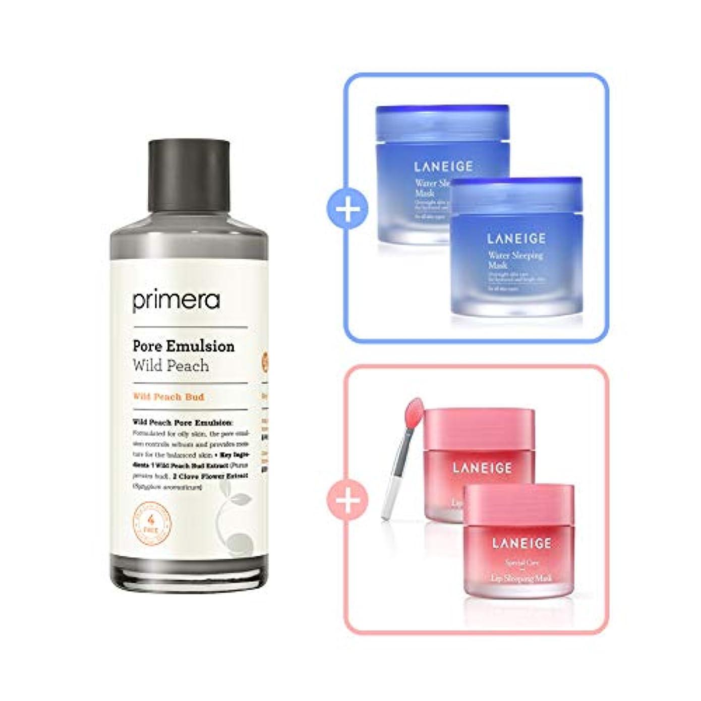 【primera公式】プリメラ ワイルド ピーチ ポア エマルジョン 150ml/primera Wild Peach Pore Emulsion 150ml