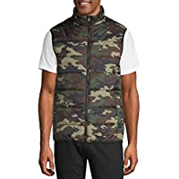 Swiss Tech Performance Gear Men's Puffer Vest