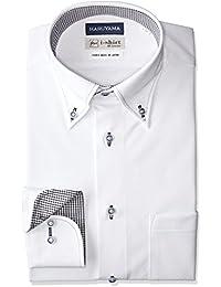 [アイシャツ] i-shirt 完全ノーアイロン ストレッチ 速乾 長袖 ワイシャツ メンズ はるやま