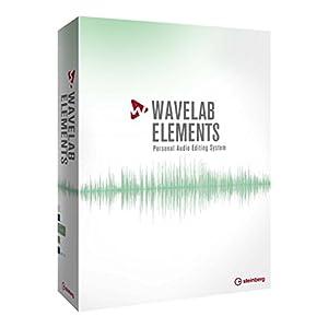 Steinberg オーディオ編集&マスタリングソフトウエア WAVELAB ELEMENTS 9 通常版
