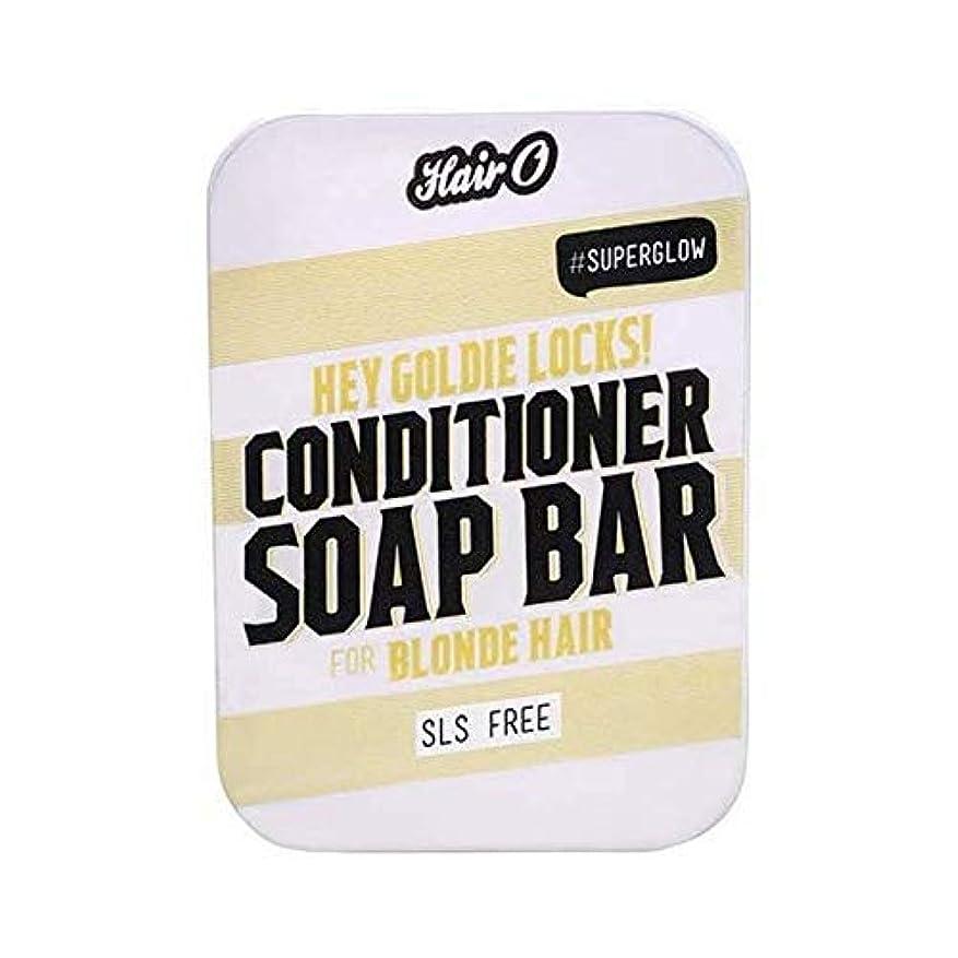 上へテレビを見るロンドン[Hair O ] 髪ちょっとOゴールディロックCondtioner石鹸バー100グラム - Hair O Hey Goldie Locks Condtioner Soap Bar 100g [並行輸入品]