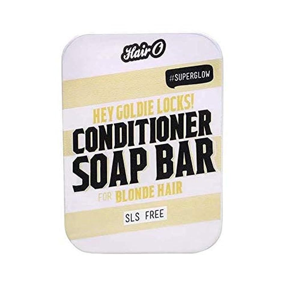 がんばり続ける前文素晴らしき[Hair O ] 髪ちょっとOゴールディロックCondtioner石鹸バー100グラム - Hair O Hey Goldie Locks Condtioner Soap Bar 100g [並行輸入品]