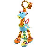 ガラガラヘビは3 - 6ヵ月の赤ちゃんに適し、歯のおもちゃは3- 6月の赤ちゃんに適し、玩具としては1 – 3歳の女幼児、おもちゃとしては6 - 12ヵ月の赤ちゃんに適し。