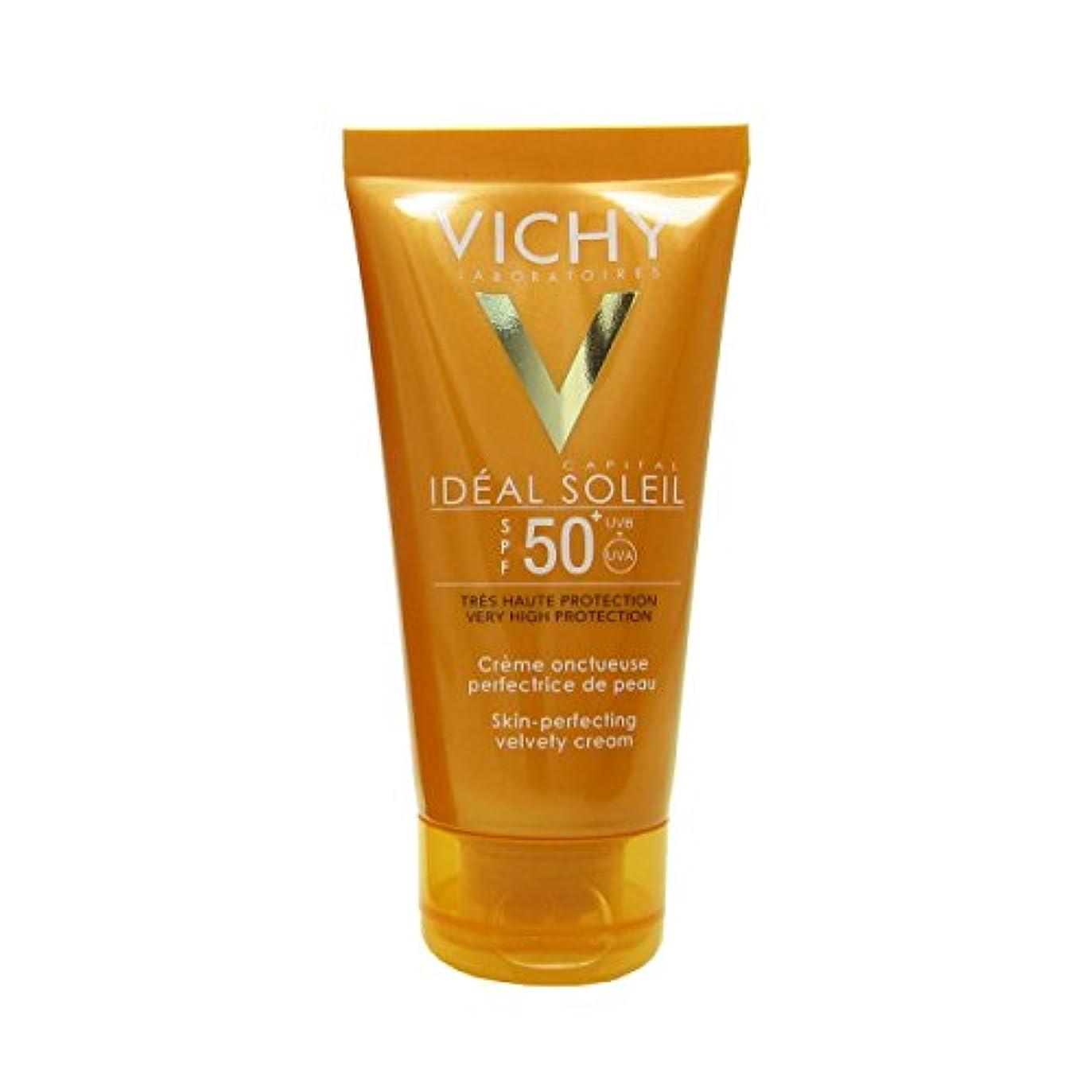 耐えられる僕の甲虫Vichy Id饌l Soleil Spf 50 Crema Unctuous 50ml [並行輸入品]