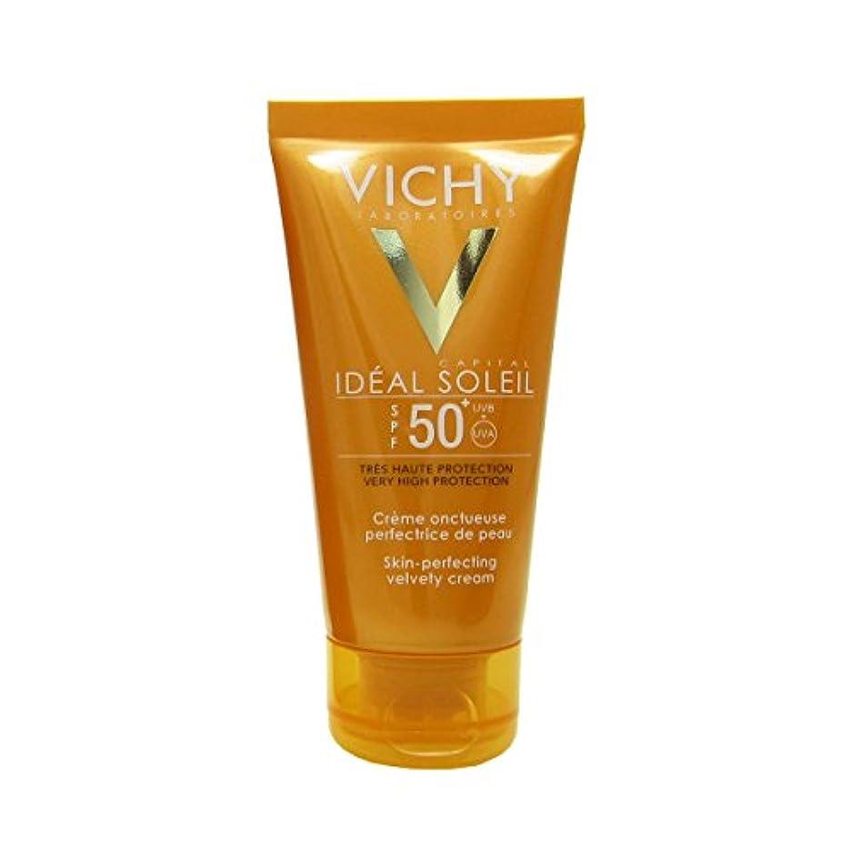 赤外線分析的盲信Vichy Id饌l Soleil Spf 50 Crema Unctuous 50ml [並行輸入品]