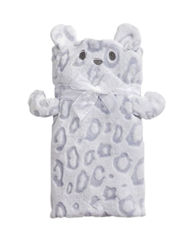 Nat and Jules Prudy Bear Blanket by Nat and Jules