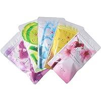 カラーアロマ 【チャック有】 香料5種×各4個 計20個入小箱 ウェットタオル