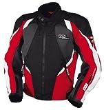 パタゴニア ブーツ IXS: バイクウェア ジャケット 「PATAGONIA」 ブラック/レッド/ホワイト(MEN、WOMEN)