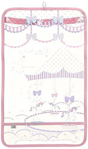 [マモルチャン] ランドセルカバー  RPT-1905 ピンク ピンク