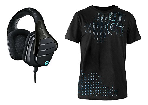 【Amazon.co.jp限定】Logicool ロジクール G633 + Tshirtセット