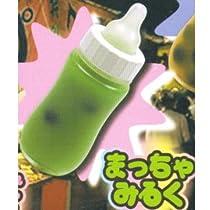 哺乳瓶タピオカ風とろとろマスコット [4.まっちゃみるく](単品)