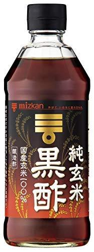 ミツカン『純玄米黒酢』