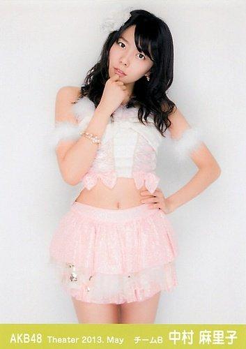 AKB48 公式生写真 Theater 2013.May 月別05月 【中村麻里子】