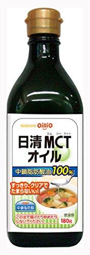 日清 MCTオイル(180g)