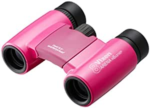 Vixen 双眼鏡 宙ガールシリーズ アリーナH8×21WP 宙ガールLite ピンク 14539-3