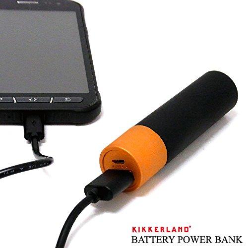 バッテリー パワーバンク キッカーランド Battery P...