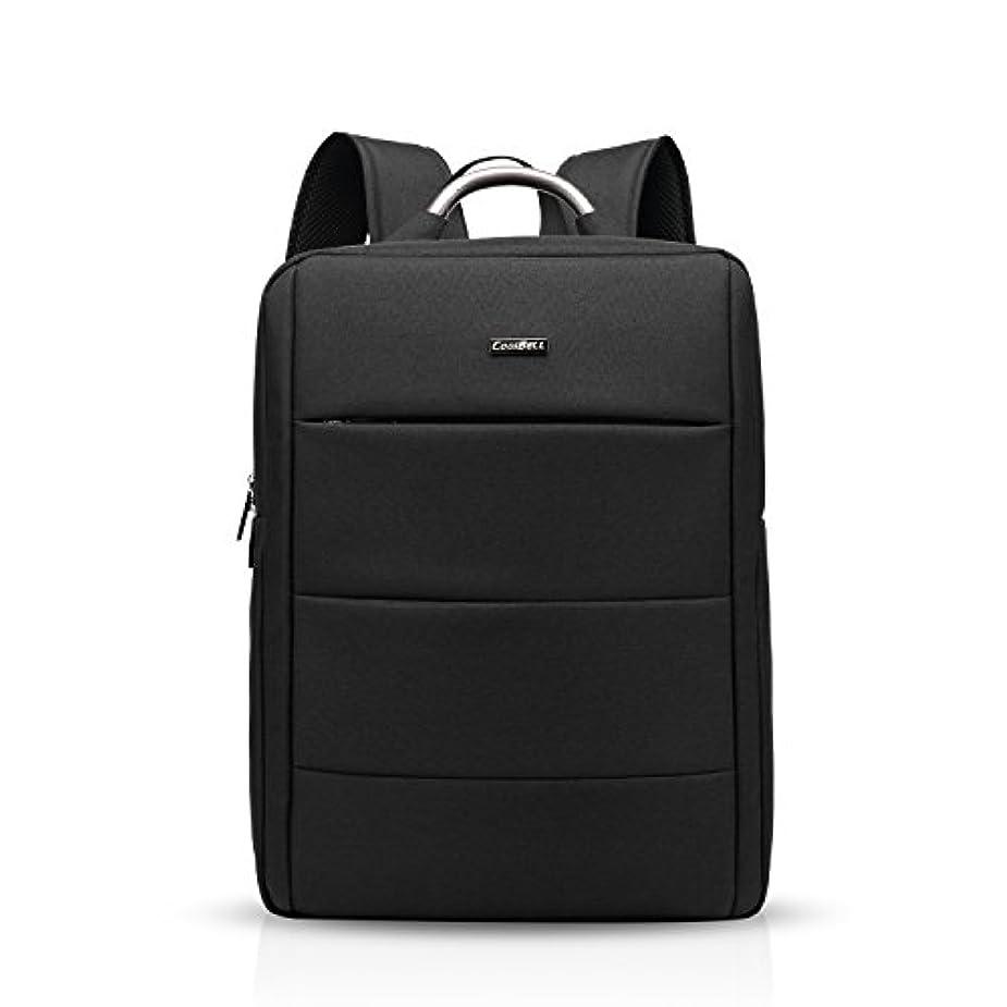 一瞬マージ教科書FANDARE リュックサック バックパックメンズ ビジネスバッグ 15.6インチラップトップ収納 防水バックパック 高級鞄 かっこいい 旅行 通勤 通学 多機能 耐震 大容量 ポリエステル