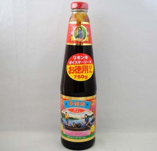 李錦記 オイスターソース 1本 瓶 カキ油 中華 調味料 業務用