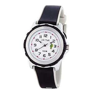 [カクタス]CACTUS キッズ腕時計 10気圧防水 ライト付 CAC-78-M01 ボーイズ 【正規輸入品】
