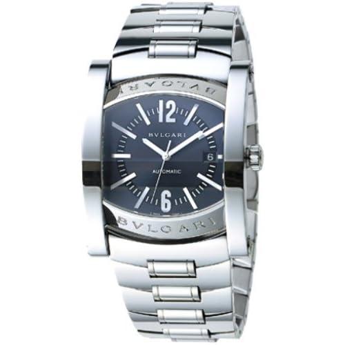 [ブルガリ]BVLGARI 腕時計 AA48C14SSD アショーマ グレー メンズ [並行輸入品]